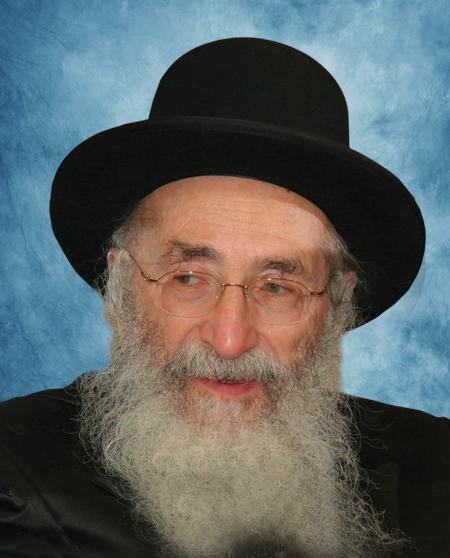 Horav Moshe Wolfson