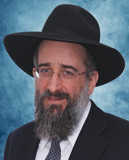 Horav Yisroel Reisman