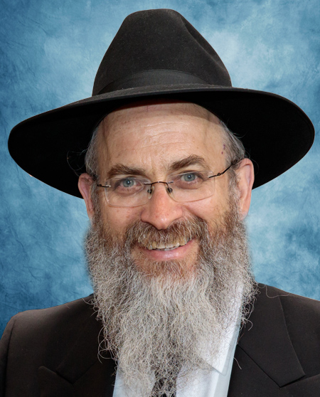 Rabbi Shmuel Goldstein