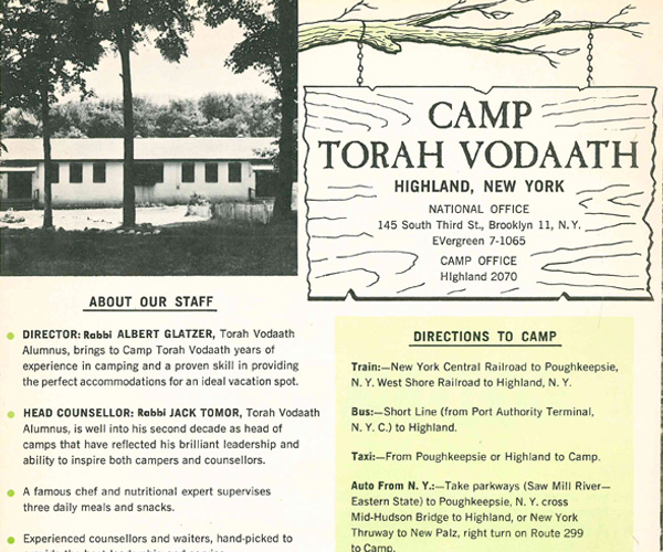 Camp Torah Vodaath