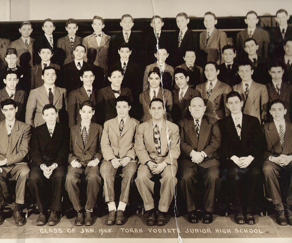 Glick 1941 Class Picture