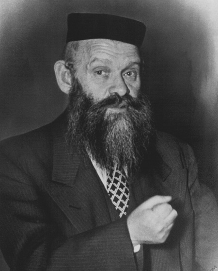 "Horav Shraga Feivel Mendlowitz zt""l"
