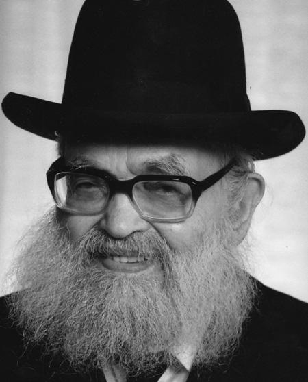 "Horav Yaakov Kamenetsky zt""l"