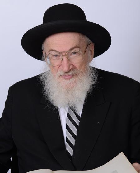 "Horav Yisroel Belsky zt""l"