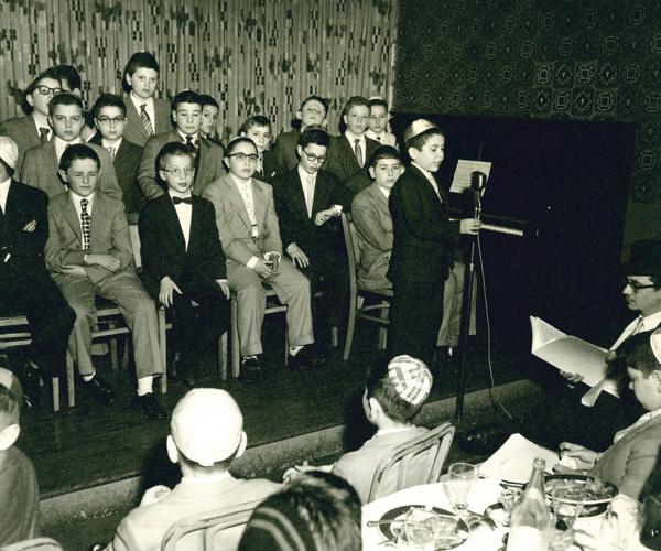 Yeshiva Melave Malka 1958